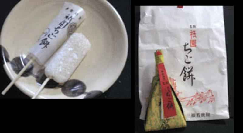 夏の京都の和菓子