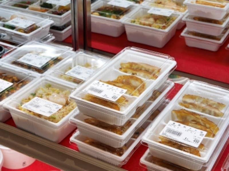 CIAL桜木町にあるショップでは「重慶餃子」のテイクアウト販売も(2017年7月7日撮影)