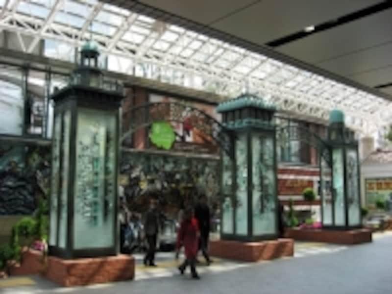 2011年12月に完成した、PORTA横浜三塔物語