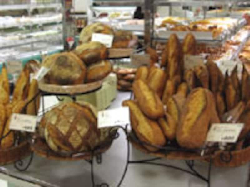 いかり新横浜店のパン