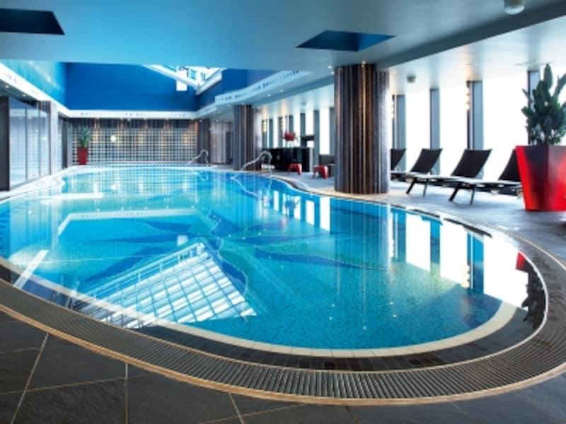4階「エステティック&スパビューティアベニューソシエ」のプールを1回無料で利用できる特典付き(画像提供:横浜ベイホテル東急)