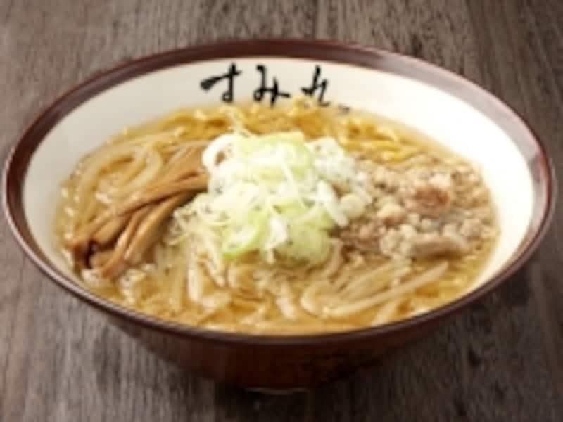 すみれ「味噌ラーメン(900円、ミニ570円)」(写真提供:ラー博)