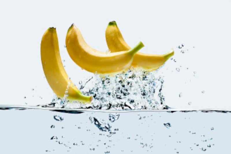 バナナは栄養面以外にも、甘い・安い・洗い不要など続けやすさが嬉しい!