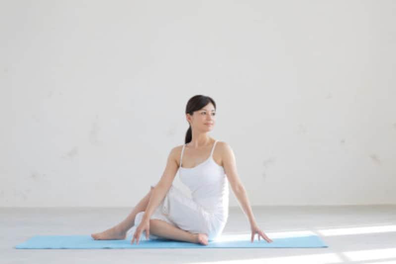 肩こり解消や美肌効果も期待できる深呼吸ダイエットに注目!!