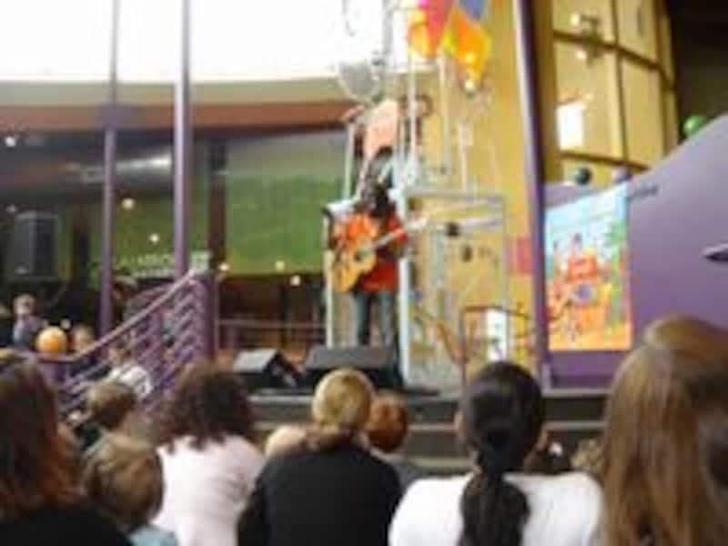 Ashebaのコンサート
