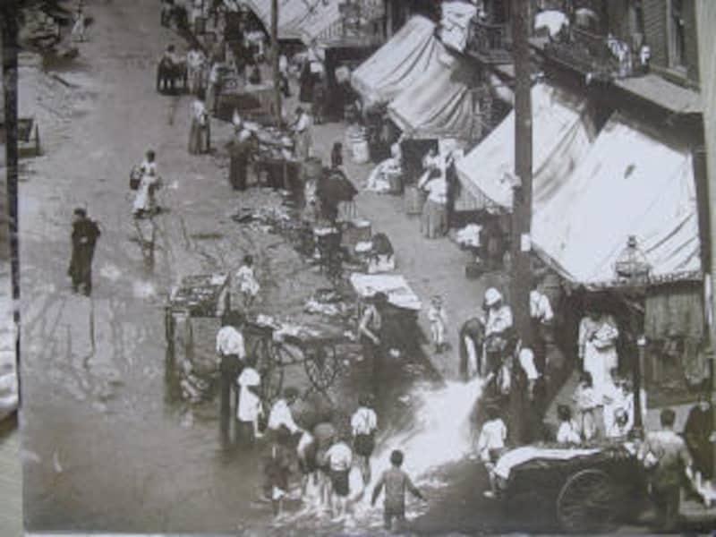 20世紀初頭のローワー・イースト・サイド