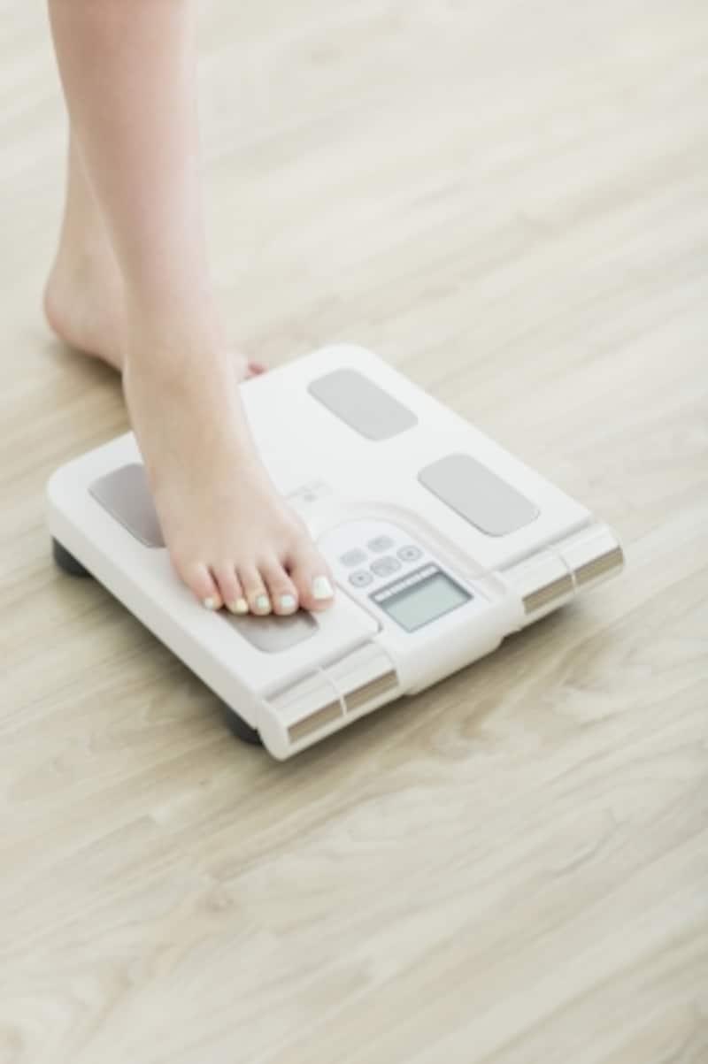 美容体重・体脂肪率・標準体重の基本