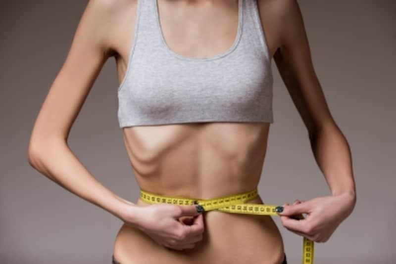 美容体重・体脂肪率・標準体重の基本モデル体重やシンデレラ体重は痩せすぎに注意