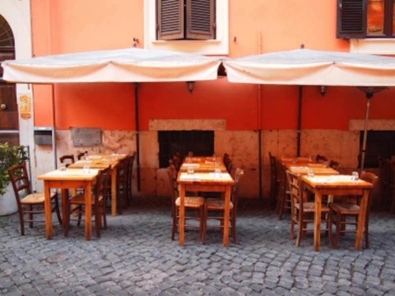 イタリアのレストランでの食事マナーとは