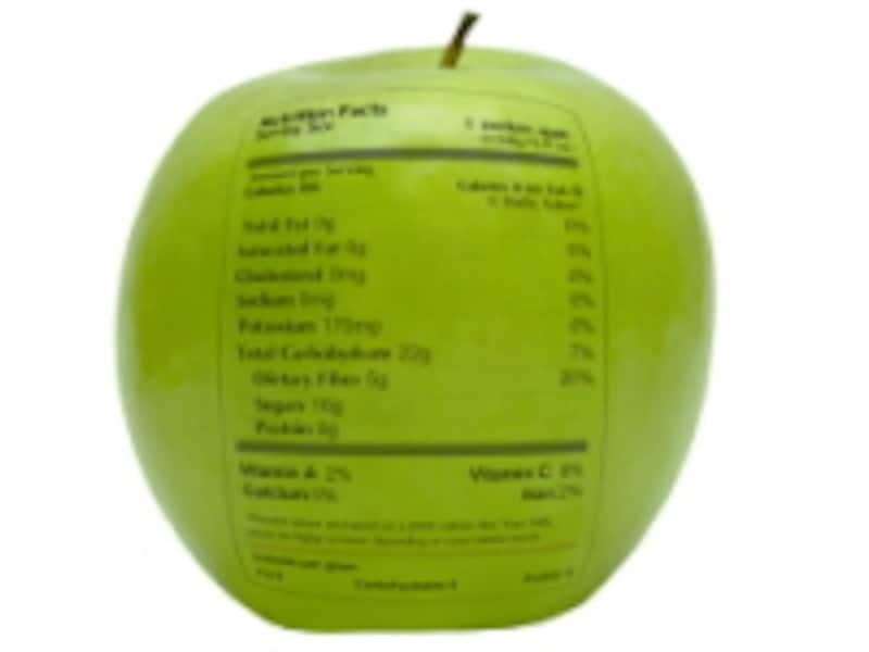 リンゴで断食