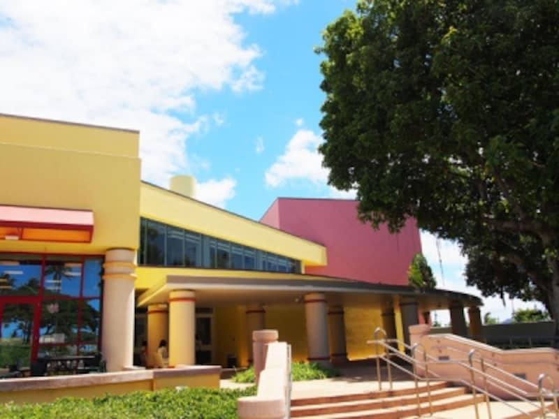 カラフルな外観がかわいい、ハワイ・チルドレンズ・ディスカバリー・センター