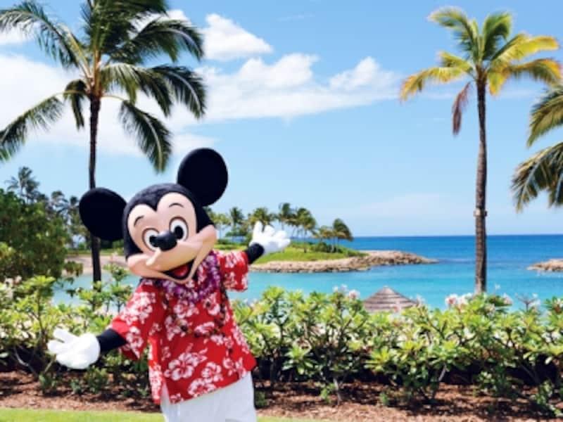 ハワイビギナーだって行きたい!コオリナのディズニー直営ホテル(C)Disney