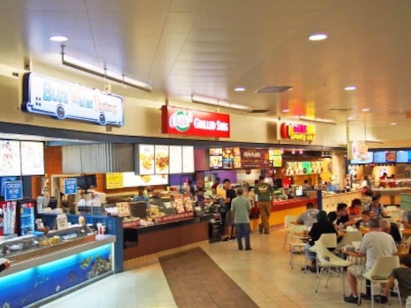 ガーリックシュリンプで人気の「ブルーウォーター・シュリンプ」、ローカル御用達のカフェ「アイ・ラブ・カントリー・カフェ」などがニューフェイス
