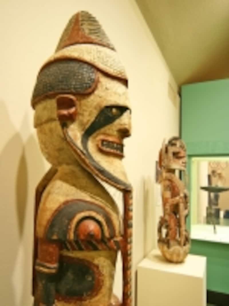 銅像、仏像も多く展示(写真提供:HawaiiTourismJapan)