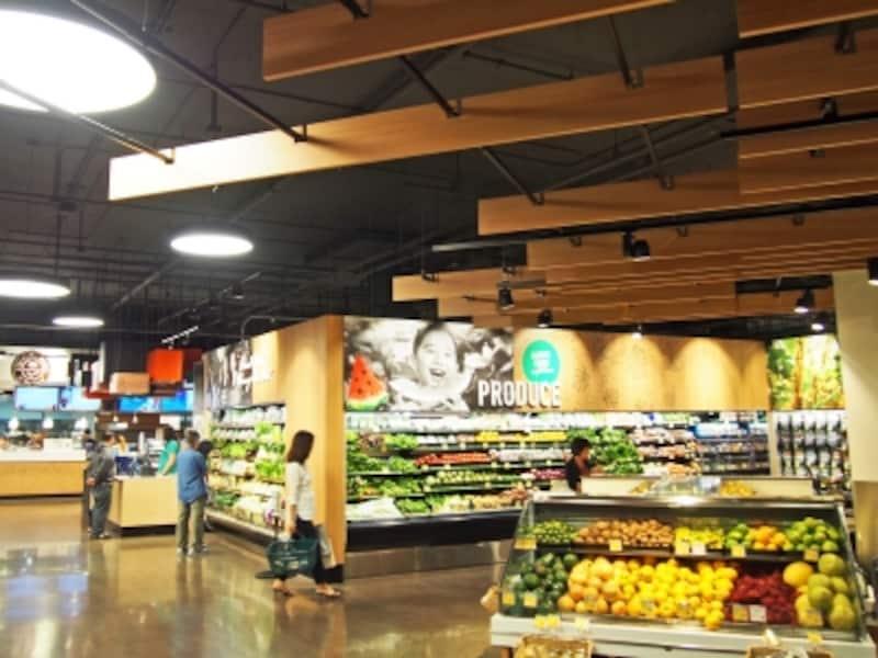 スーパーマーケットは特に冷房が強いのでご注意を