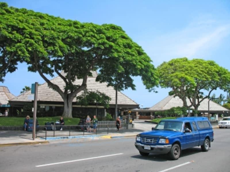 ハワイ島コナ国際空港