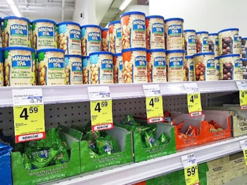 缶入りもテトラ型も、ワイキキではロングス・ドラッグスの会員価格がほぼ底値