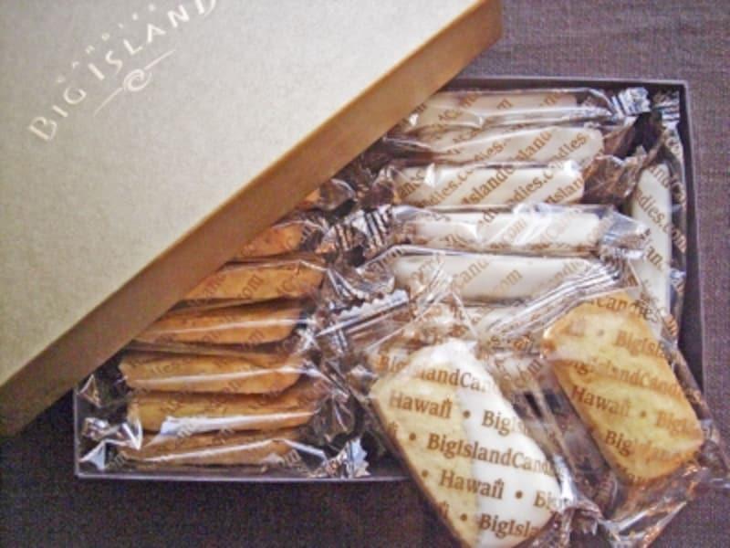 ショートブレッドクッキーはフレーバー豊富。こちらはレモンの酸味が爽やかなレモンショートブレッド