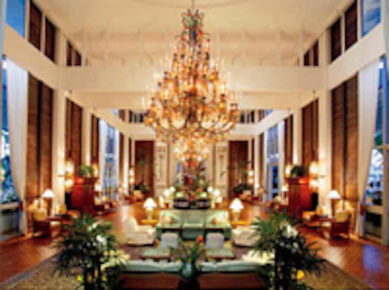 ザ・カハラ・ホテル&リゾート ロビー