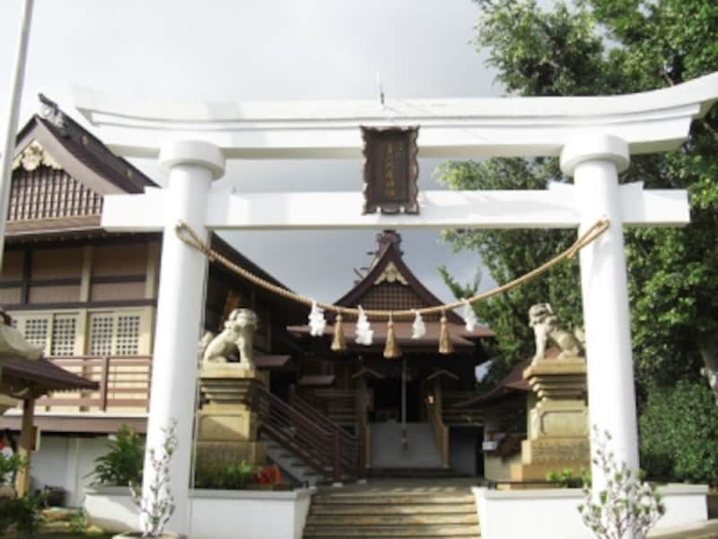 日系ファミリーの初詣スポット、ハワイ金刀比羅神社・ハワイ太宰府天満宮