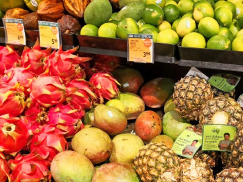 ハワイでなければ食べられない甘いパイナップル「ハ二ークリーム」