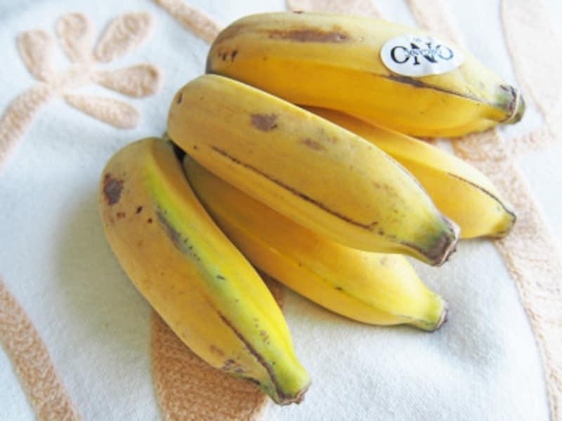 小さなお子さんも食べやすいミニサイズ。主な産地はハワイ島