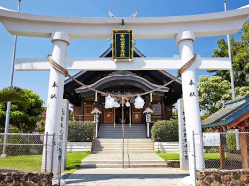 110年もの歴史を持つ出雲大社ハワイ分院