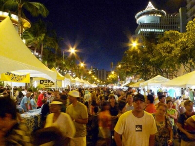 年間消費量No.1のハワイで開催されるスパム缶の祭り