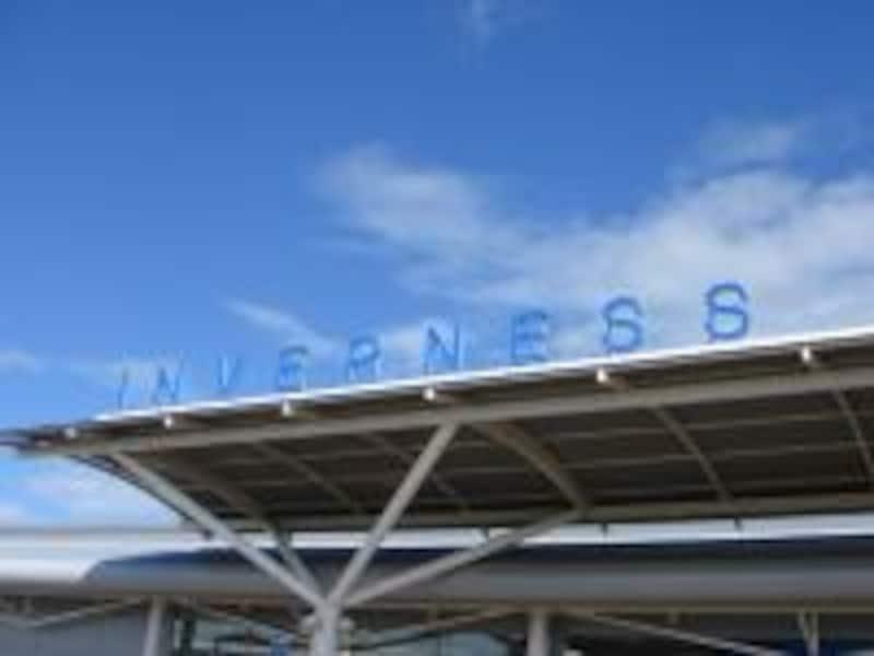 インヴァネス空港