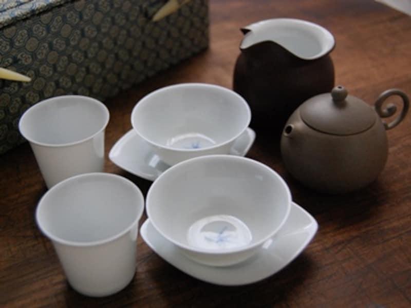 奇古堂茶器セット
