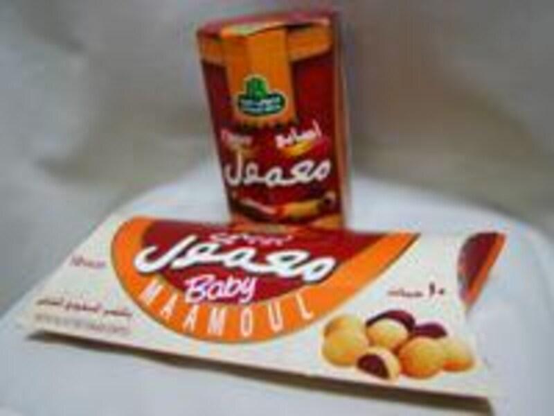 甘~く可愛いレバノンの焼き菓子<br>