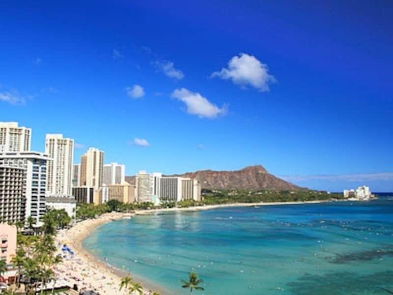 時差ぼけは、日本からハワイ、アメリカ方面への東行きフライトが最もつらいといわれる