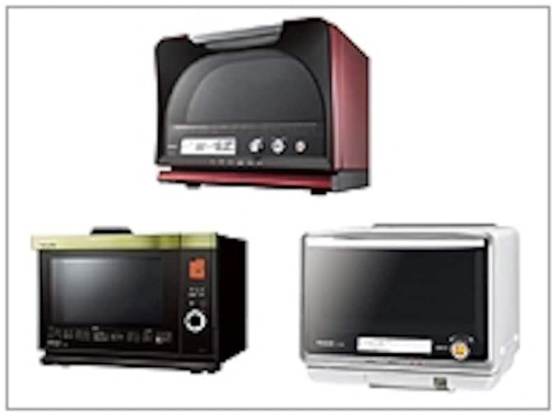 今年発売の新製品から、注目の3機種をピックアップ!お買い物の参考にして下さい。