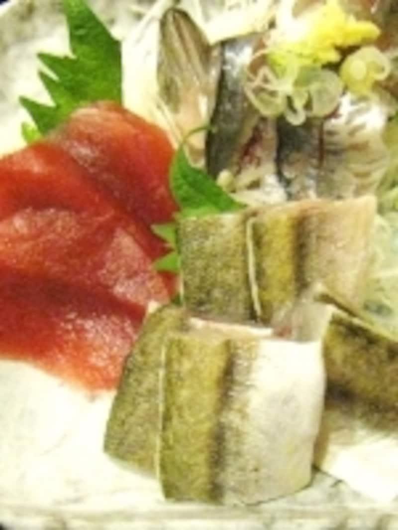 旬の魚を味わいましょう