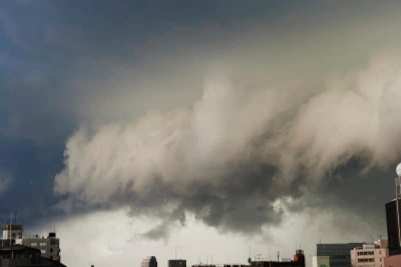 台風・竜巻などは火災保険の風災で補償される
