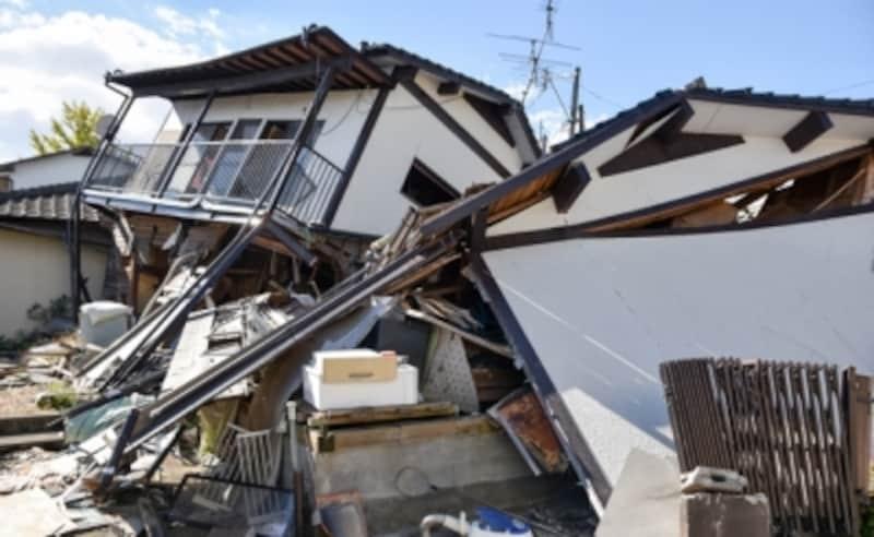 地震保険に加入していても、住宅ローンの返済状況によっては保険でまかないきれないことも
