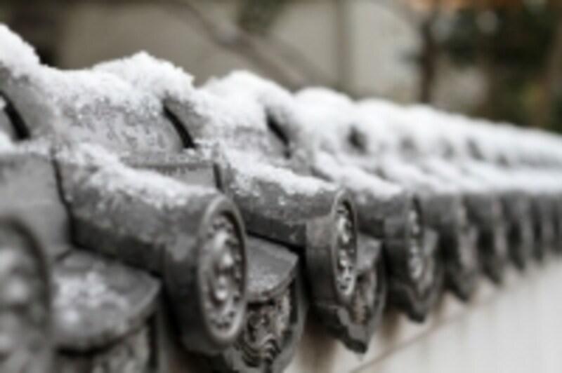 雪害は火災保険で補償される?