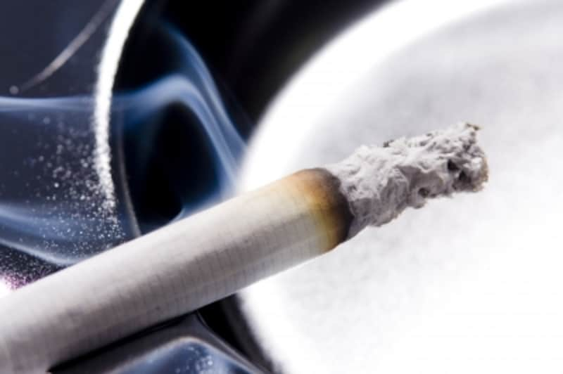 タバコの消し忘れはくれぐれもしないようにしたい