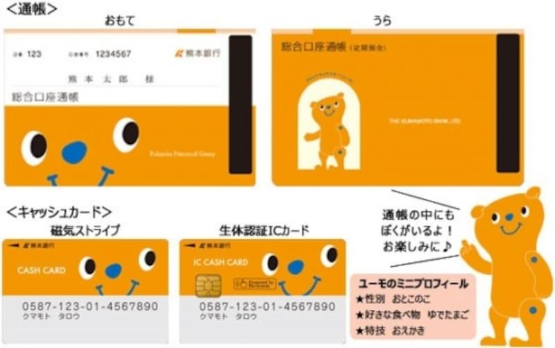 熊本銀行のユーモ