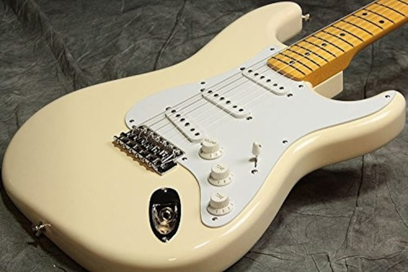 Fender Japan ,Exclusive Classic 50s Stratocaster Vintage White