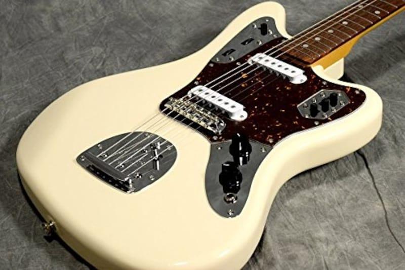 Fender Japan,Exclusive Classic 60s Jaguar Vintage White