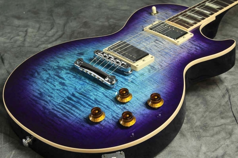 Gibson USA / Les Paul Standard 2017 T Blueberry Burst