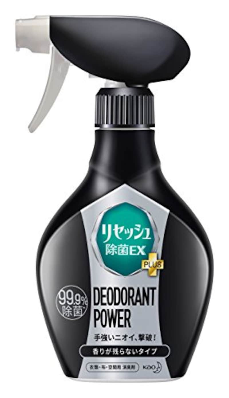 リセッシュ 除菌EX プラス 消臭芳香剤 液体 デオドラントパワー 香り残らない 本体 360ml