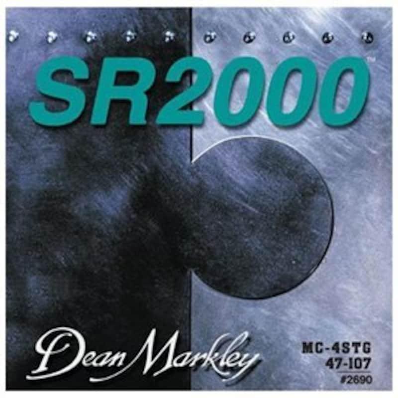 Dean Markley,2690 SR2000 4-String Bass Strings【並行輸入】