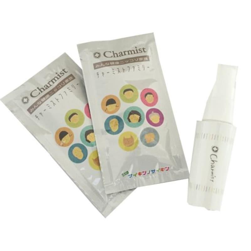ポジティヴィスト,除菌消臭剤チャーミスト ファミリースプレー