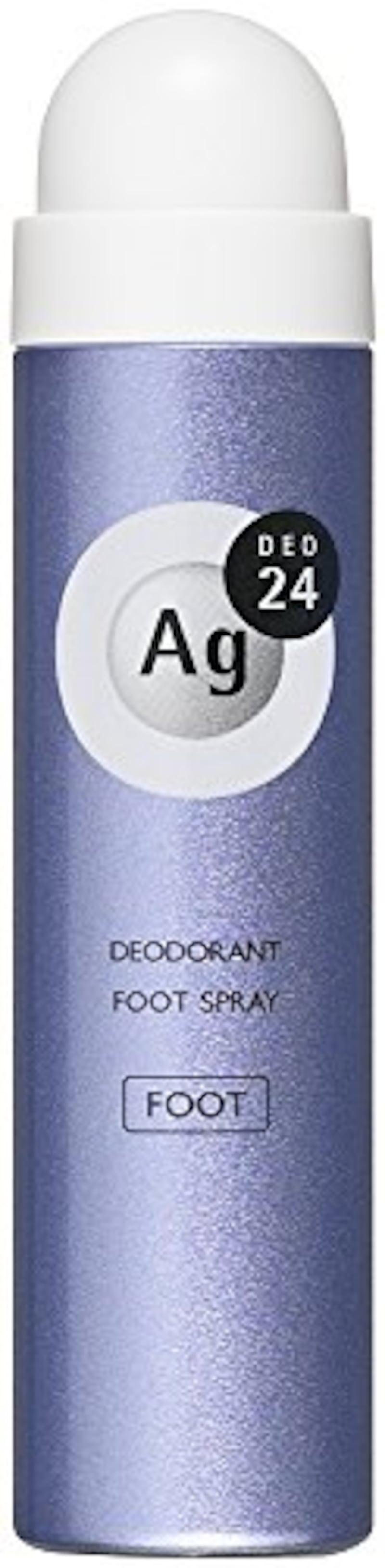 エージーデオ24,フットスプレー 無香料 40g