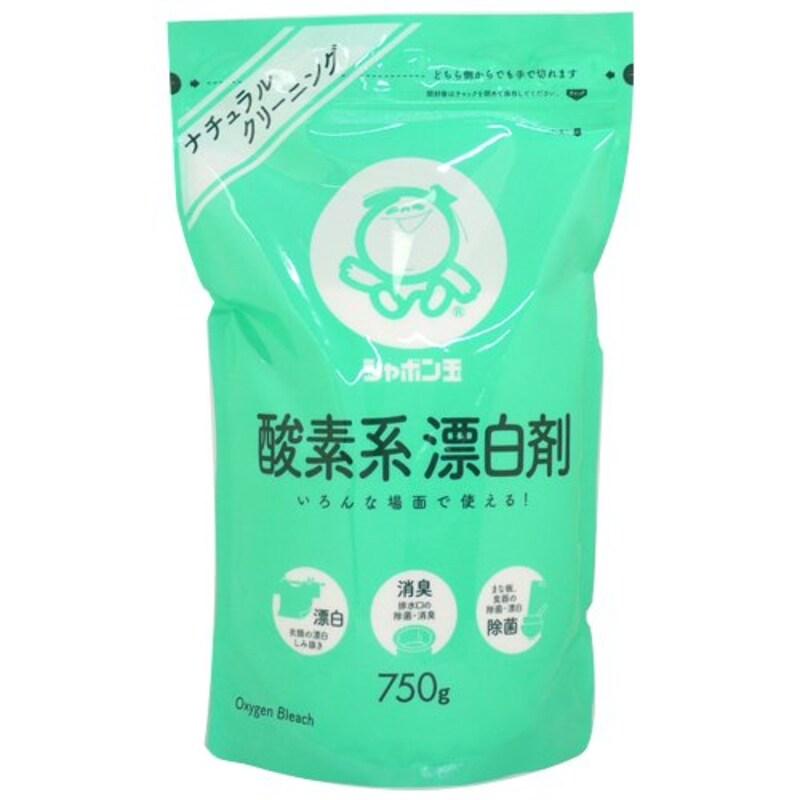 シャボン玉石けん 酸素系漂白剤 750g