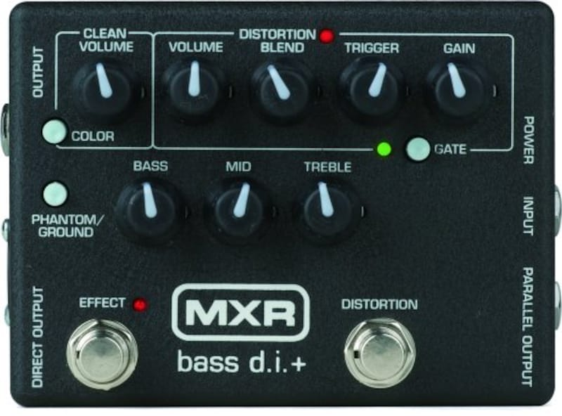MXR,M80 BASS D.I.+