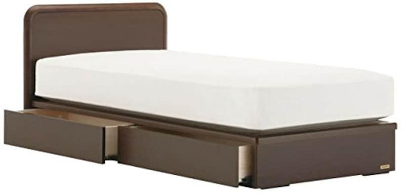 フランスベッド 引き出し付き ベッドフレーム