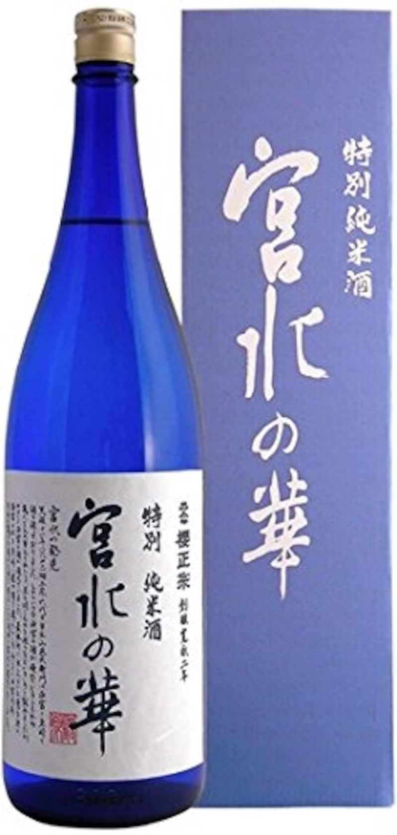 櫻正宗 宮水の華 特別純米酒 瓶 1800ml
